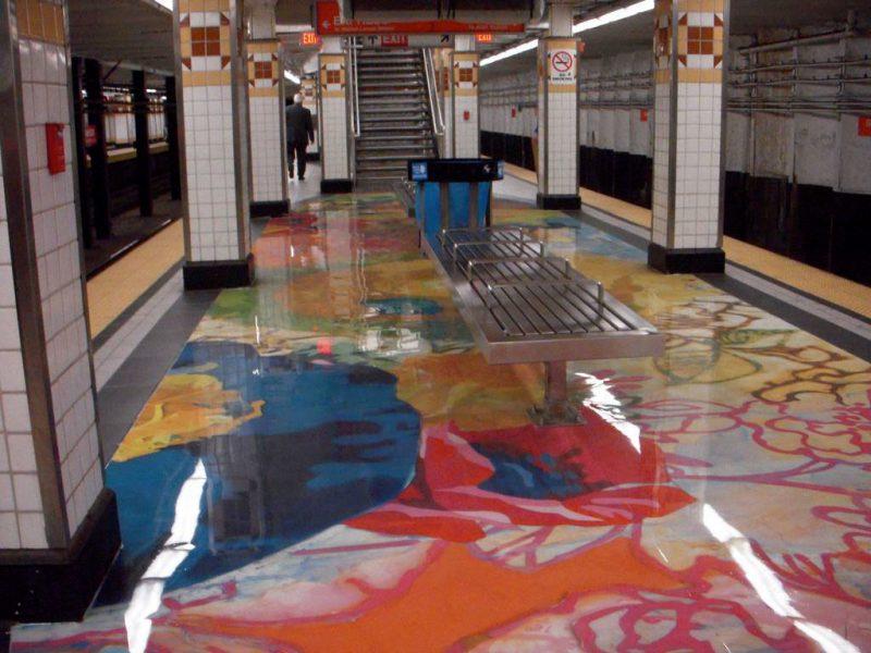 Pavimenti in resina 3d o tridimensionali esempi e foto for Pavimento in resina 3d
